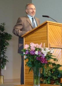 Pastor Douglas Birr
